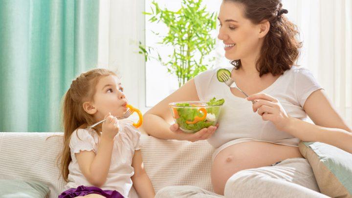 Prehrana trudnica i djece - Adhara - zdrava prehrana - dijete