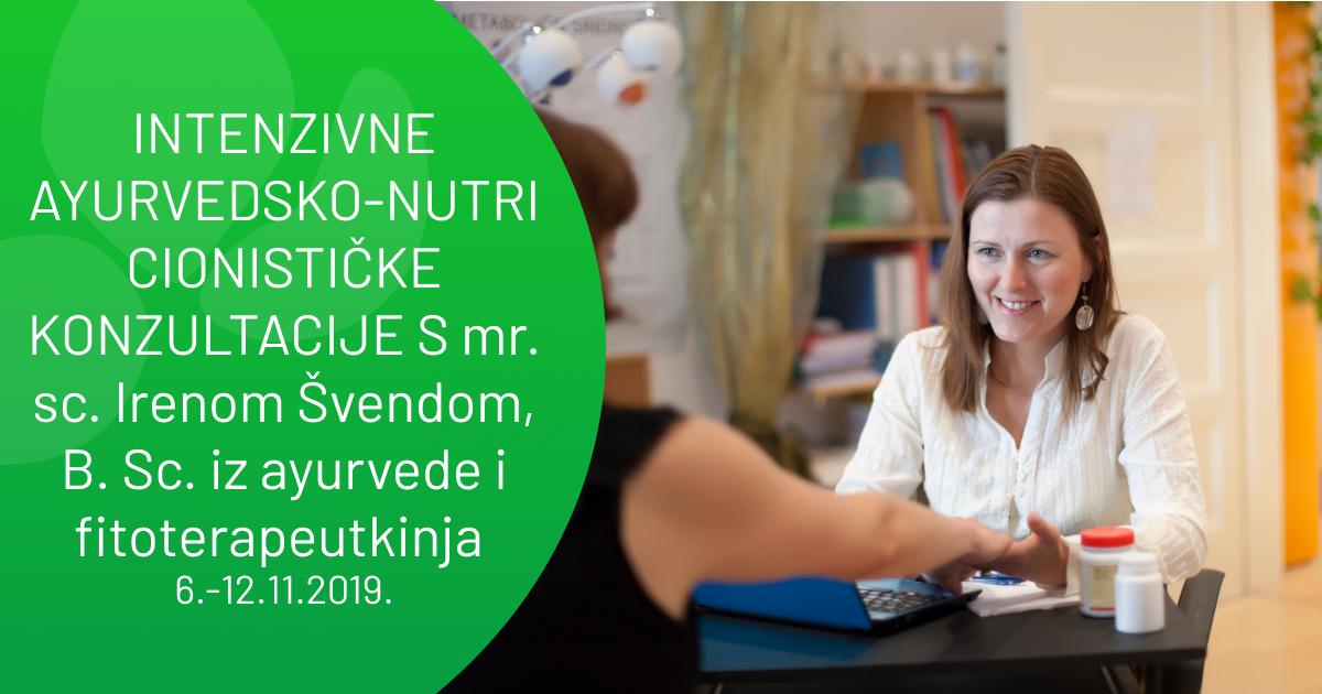 Ayurvedsko - nutricionističke konzultacije