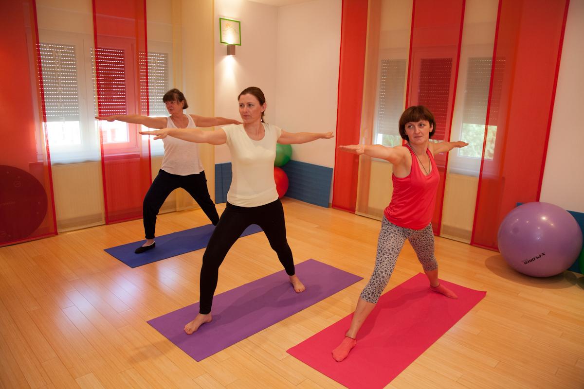yoga adhara